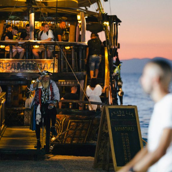 Κάπως έτσι είναι ο Δεκαπενταύγουστος στη Θεσσαλονίκη!