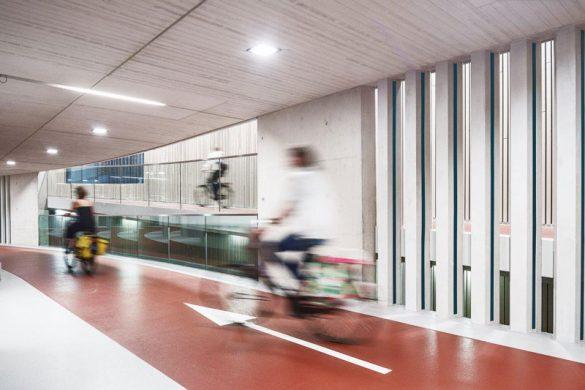 Άνοιξε το μεγαλύτερο parking ποδηλάτων στον κόσμο!