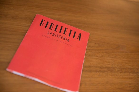 Giulietta, η πρώτη Spritzeria της Θεσσαλονίκης!