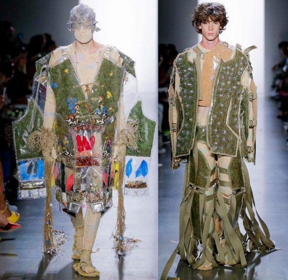 Τα νέα ταλέντα από την επίδειξη μόδας αποφοίτων Parsons 2019!