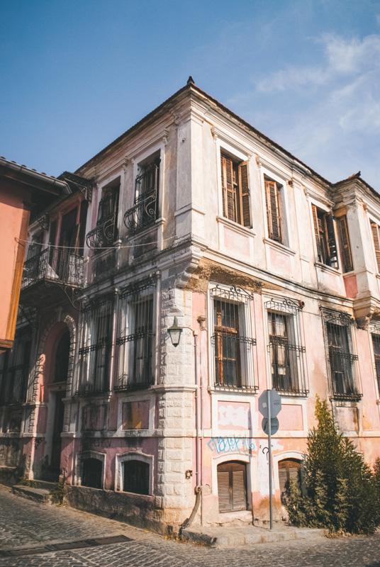 Το φετινό τριήμερο της 28ης Οκτωβρίου μας βρήκε στην Παλιά Πόλη της Ξάνθης!