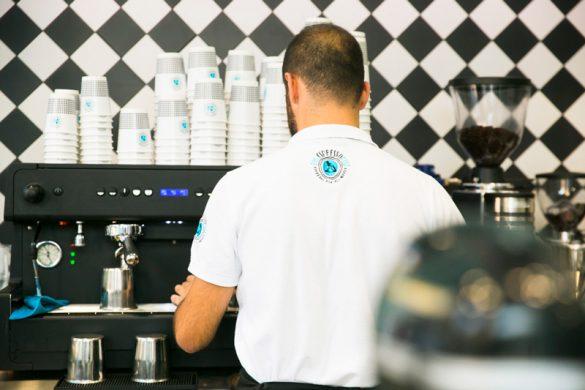 Στα καταστήματα Espressonist ο καφές είναι τέχνη!