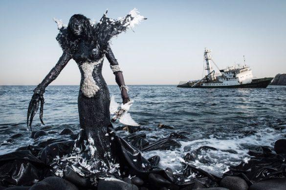 Η οικολογική καταστροφή μέσα από τον φακό του Φαμπρίς Μοντεϊρό!