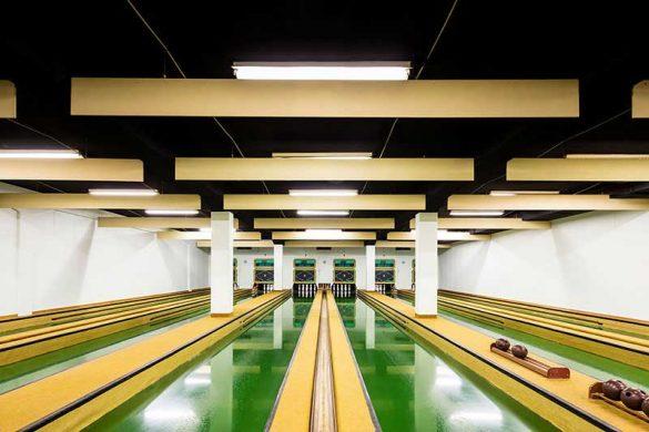 Νοσταλγία για bowling, μέσα από τον φακό του Robert Götzfried!