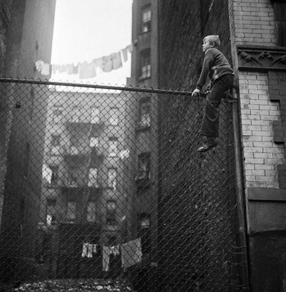 71 φωτογραφίες του Stanley Kubrick από τη Νέα Υόρκη των 40's!