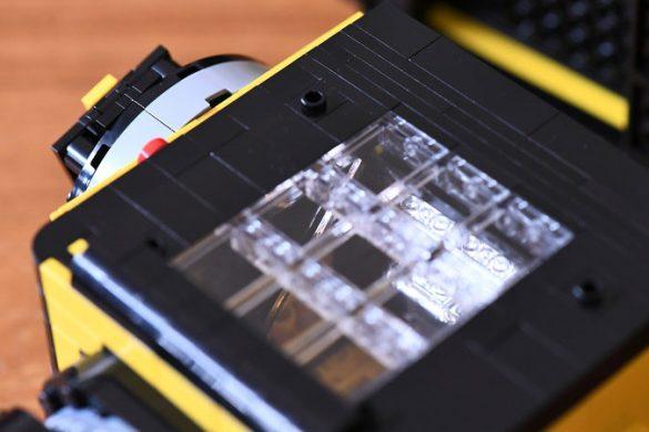 Μια πλήρως λειτουργική Hasselblad φτιαγμένη από Lego!