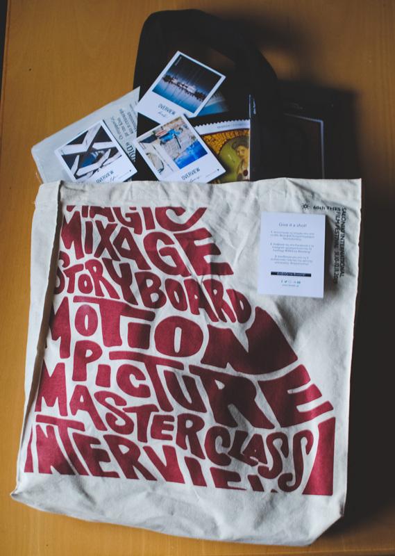 Θέλεις μια επετειακή τσάντα του 60ου Φεστιβάλ Κινηματογράφου Θεσσαλονίκης;