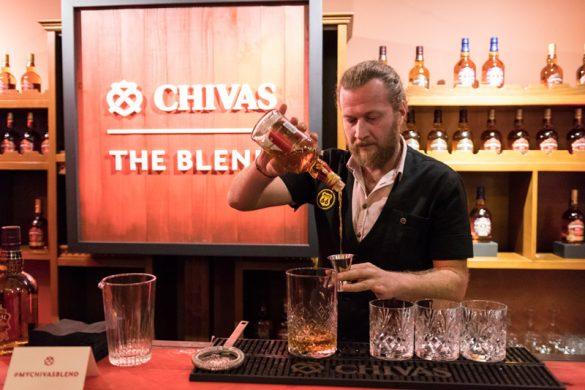 Η βραδιά που το Chivas Regal μας ταξίδεψε στη Σκωτία!