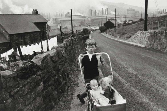 Ο φωτογράφος που απαθανάτισε την μεταπολεμική Αγγλία.