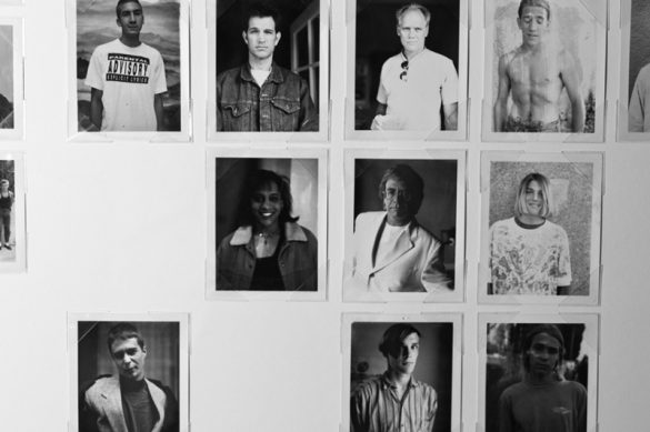 Οι νοσταλγικές Polaroid φωτογραφίες του σκηνοθέτη Gus Van Sant!