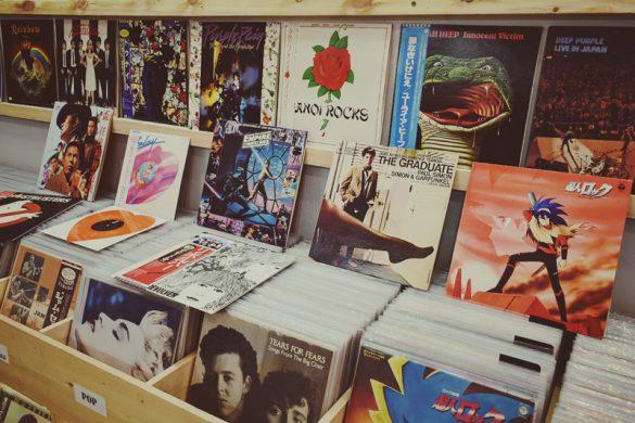Phonomono: Ένα δισκάδικο με γιαπωνέζικα pressings στο κέντρο της Θεσσαλονίκης!