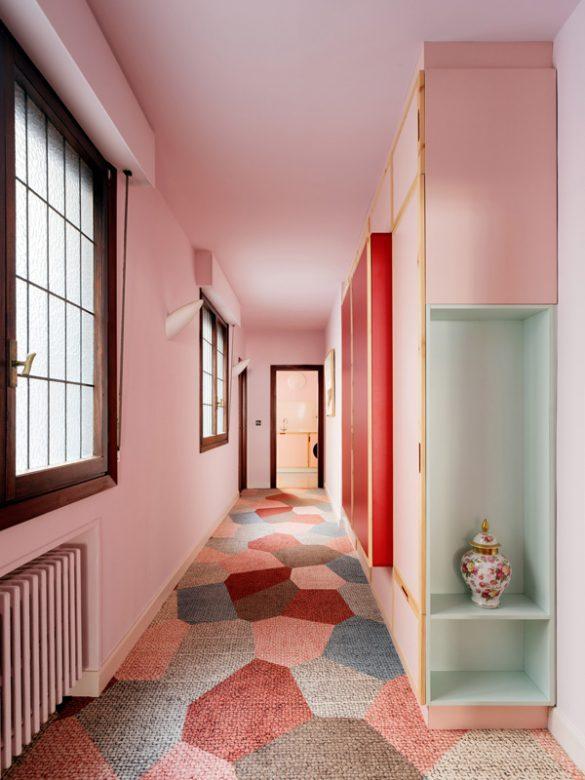 7 αξιοζήλευτες χρωματιστές κατοικίες!