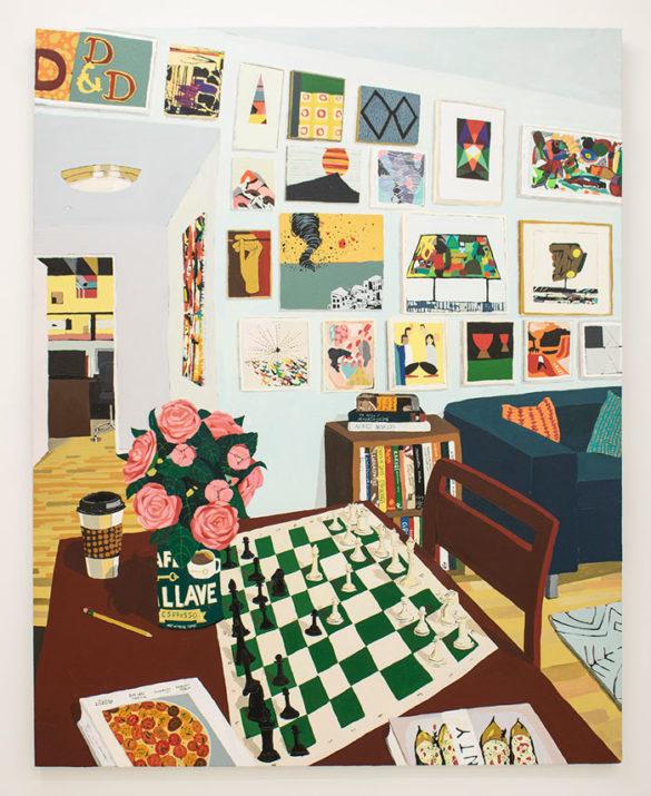 20 έργα τέχνης που γιορτάζουν τη χαρά της ύπαρξης στο σπίτι!
