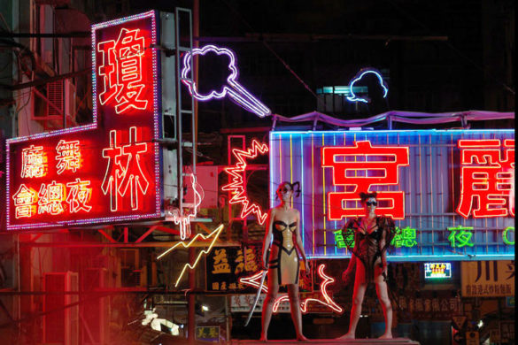Wing Shya: Ένας φωτογράφος που αποτυπώνει τη φιλμ νουάρ πλευρά του Hong Kong!