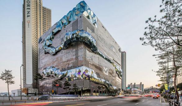 Galleria Gwanggyo, ένα ιδιαίτερο εμπορικό κέντρο στη Νότια Κορέα!