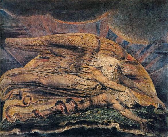 William Blake, ένας μεγαλοφυής παράφρονας καλλιτέχνης!