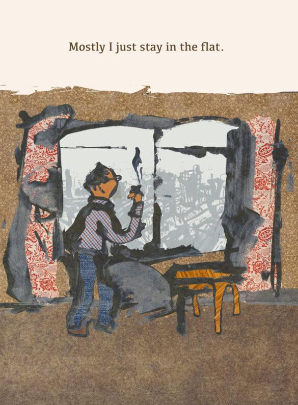 Social Distance: Μια σύντομη ιστορία για την εποχή του κορονοϊού σε σκίτσα