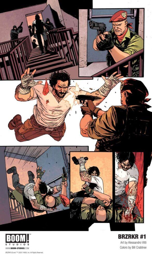 O Keanu Reeves φτιάχνει το δικό του comic!