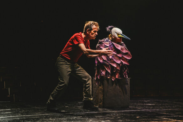 Οι «Όρνιθες» του Αριστοφάνη σε σκηνοθεσία του Γιάννη Ρήγα