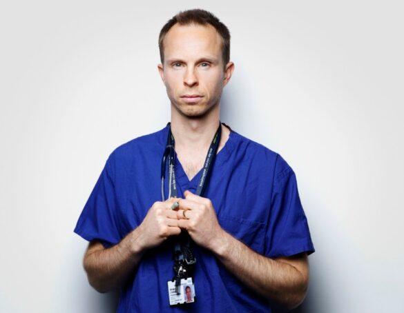 Ο Rankin φωτογράφισε ήρωες του Εθνικού Συστήματος Υγείας του Ηνωμένου Βασιλείου!