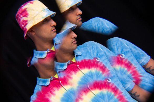 """Η ψυχεδελική συλλογή ρούχων """"Kaleidoscope"""" της Fred Perry!"""