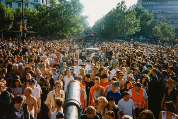 Η πρώιμη techno σκηνή του Βερολίνου μέσα από τον φακό του Tilman Brembs.