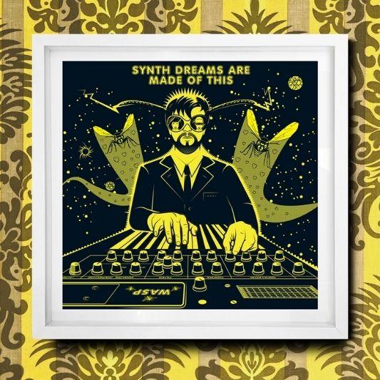"O Andy Tuohy και η συλλογή του για τους ""Gods of Synth""!"