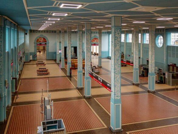 Tο αρχιτεκτονικό γραφείο Faber Group ανακαινίζει τον σιδηροδρομικό σταθμό του Ivanovo!