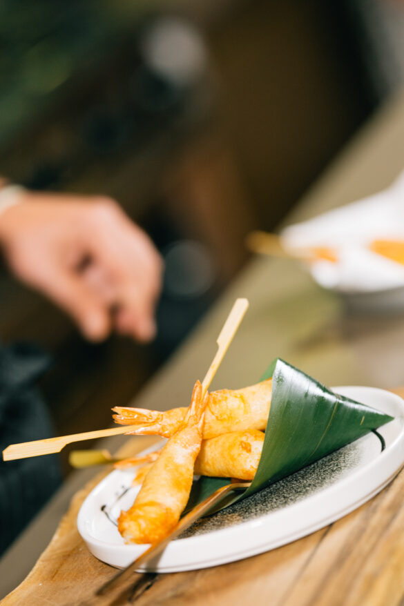 Στο Wondernest Positive Dining μάθαμε τι θα πει «δημιουργική κουζίνα»!