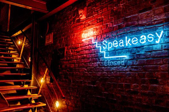 Το speakeasy floor θέλει να παίξει με το μυαλό σου!