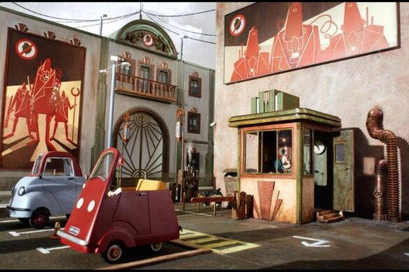 Η έναρξη του ψηφιακού -για φέτος- Thessaloniki Animation Festival!