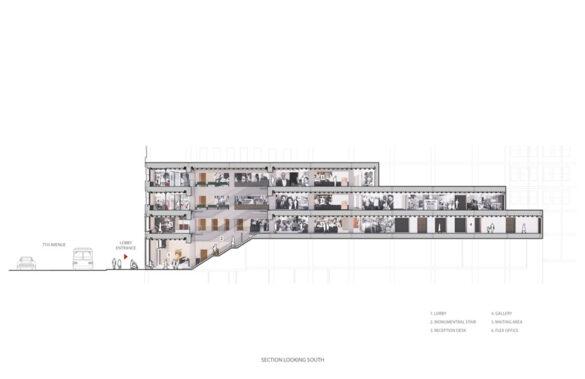 Το νέο κτίριο του 1199SEIU!