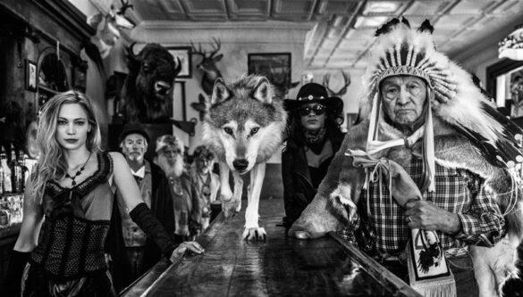 Στην «Άγρια Δύση» του φωτογράφου David Yarrow!