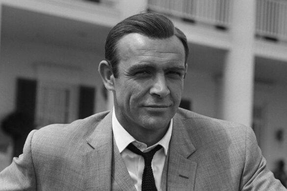 Το «πορτραίτο» του εμβληματικού Sean Connery.