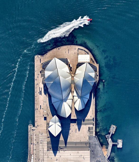 15 αεροφωτογραφίες με τα μεγαλύτερα μνημεία παγκόσμιας κληρονομιάς της UNESCO!