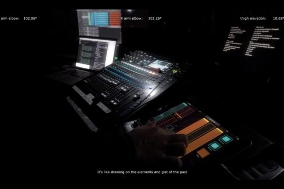 Δtopia: Μια χορευτική ερμηνεία βασισμένη στον ήχο και την τεχνολογία.
