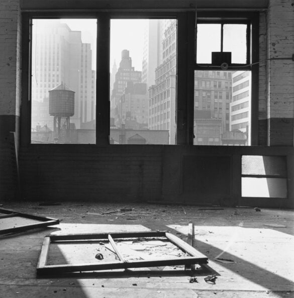 Danny Lyon: Φωτογραφίες μια Νέας Υόρκης που δεν υπάρχει πια.