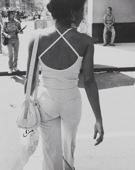 Rudy Burckhardt: Ο φωτογράφος που απαθανάτισε τη Νέα Υόρκη των 70's και 80's!