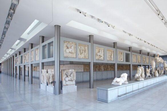Το Μουσείο της Ακρόπολης έγινε ψηφιακό!