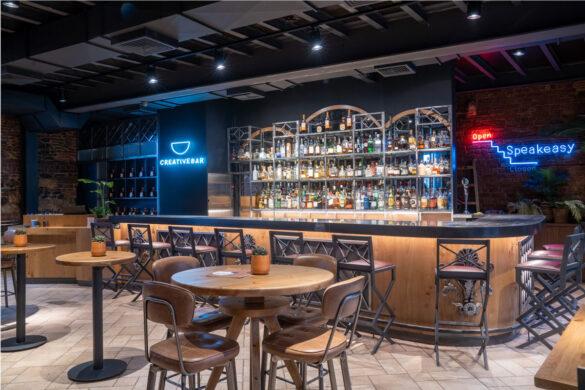 The Blue Cup Creative Bar: Το πιο δημιουργικό bar του κέντρου επέστρεψε!