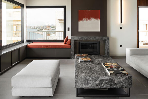 Oι Urban Soul Project σχεδιάζουν ένα διαμέρισμα στη Νέα Παραλία!
