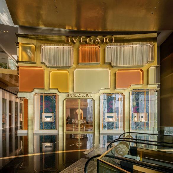 Οι MVRDV σχεδιάζουν τη νέα BVLGARI Boutique στη Bangkok!