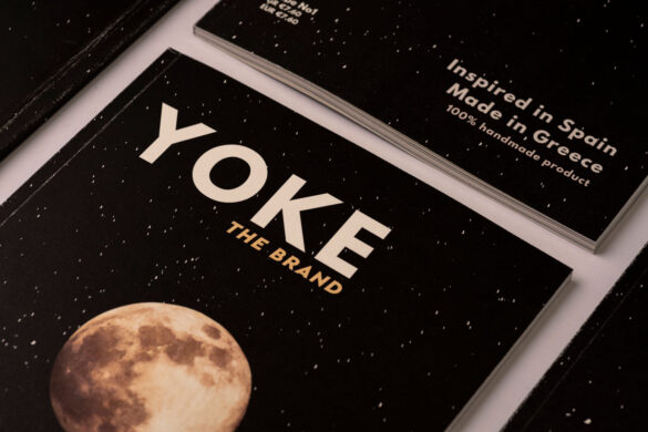 Yoke: Η Χριστιάνα Αθανασιάδου μας μιλά για το περιοδικό που θα αποτελέσει αγαπημένη σου συνήθεια.