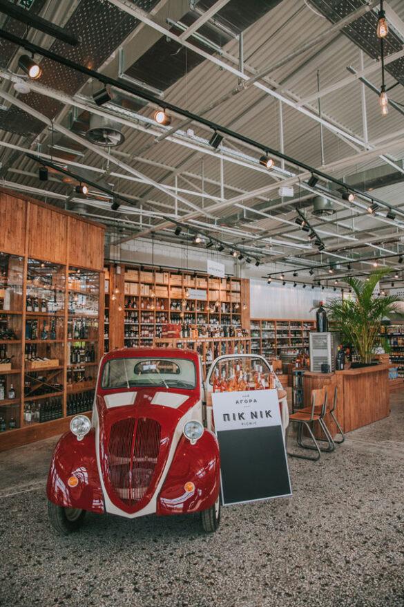 ΕΡΓΟΝ Αγορά East: To μεγαλύτερο ελληνικό «grocerant» βρίσκεται στην ανατολική Θεσσαλονίκη!