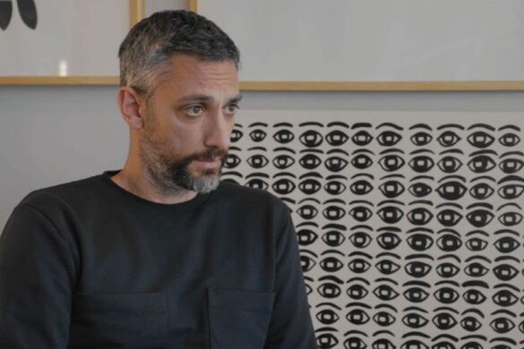 No Politica: Γραφιστική, πολιτική και Θεσσαλονίκη σε ένα ντοκιμαντέρ του slab design studio.
