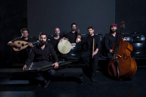 Σταύρος Ξαρχάκος: «21 τραγούδια για το 1821» στο Μέγαρο Μουσικής Θεσσαλονίκης.